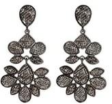 Amrita Singh Resin Star Earrings.