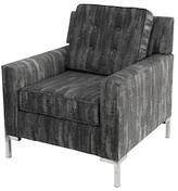 Skyline Furniture Button-Tufted Armchair