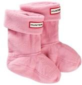 Hunter Kids Boot Sock Fondant Pink
