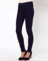A Wear Erin Skinny Jean In Navy
