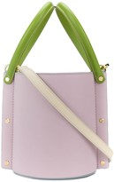Yuzefi structured bucket bag