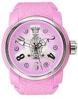 Christian Audigier Women's INT 321 Intensity Vortex Solid Plastic Ceramic Watch