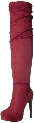 Chinese Laundry Women's Leyla Over The Knee Boot