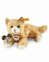 Steiff Mimmi Cat Stuffed Animal