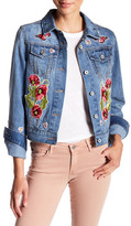 Bagatelle Patched Denim Jacket