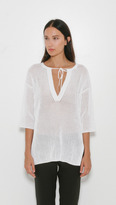 Theory Limtally Beach Tunic