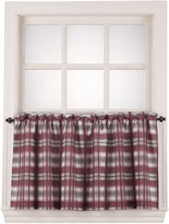 JCPenney Lichtenberg Dawson Rod-Pocket Window Tiers