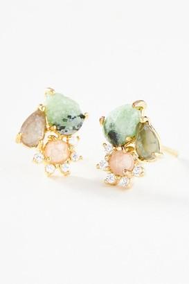 Nereid Post Earrings