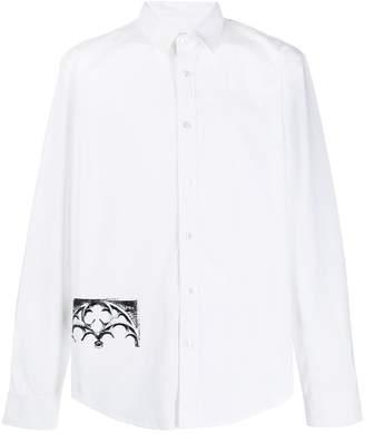 J.W.Anderson gates printed shirt