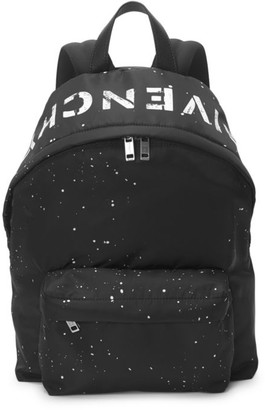 Givenchy Urban Logo Backpack