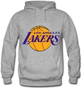 LBJY Hoodie Sweatshirt LBJY Fashion Printing Customized L.A.Lakers Women's Classic Hoodie Sweatshirt