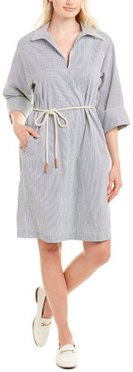 Lafayette 148 New York Nicole Shift Dress