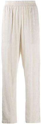 Manuel Ritz Corduroy Straight-Leg Trouser