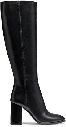Coach Brigitte Tall Leather Boots