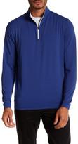 Peter Millar Half Zip Solid Pullover