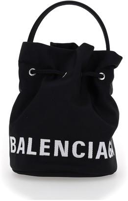 Balenciaga Everyday XS Bucket Bag