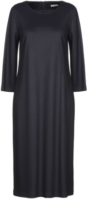 Cappellini by PESERICO 3/4 length dresses