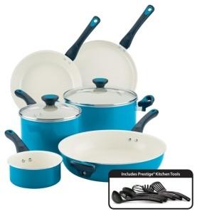 Farberware Go Healthy! Nonstick 14-Pc. Cookware Set