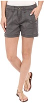 Jag Jeans Petite Petite Somerset Relaxed Fit Shorts in Bay Twill
