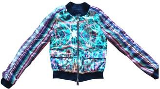 MARCO BOLOGNA Multicolour Silk Jackets