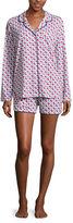 SLEEP CHIC Sleep Chic Shorts Pajama Set
