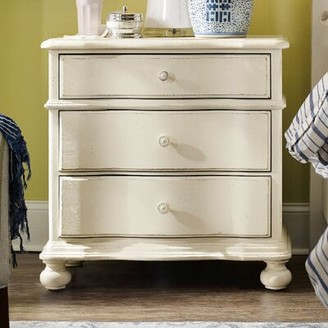 Hooker Furniture Sandcastle 3 Drawer Nightstand