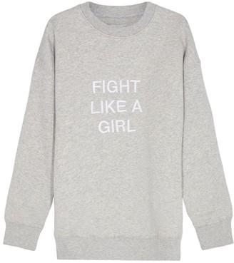 Designers Remix Parker Slogan Sweatshirt (6-16 Years)