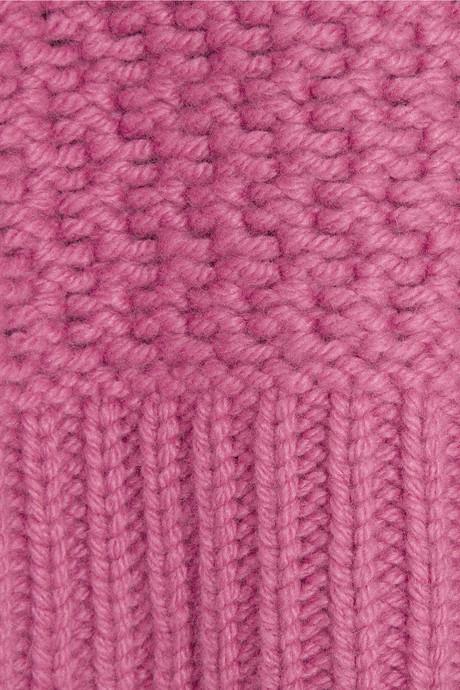 Jil Sander Chunky-knit cashmere sweater