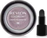Revlon Colorstay creme eye shadow black currant, 5.2 Grams