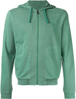 Z Zegna drawstring hoodie - men - Modal/Cotton - M