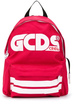 Gcds Kids Crew logo backpack