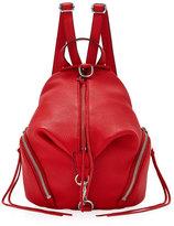 Rebecca Minkoff Julian Convertible Mini Backpack, Red
