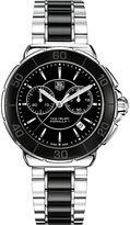 Tag Heuer Formula 1 Steel & Ceramic Chronograph Watch 41mm