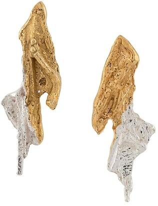 LOVENESS LEE Aria abstract earrings