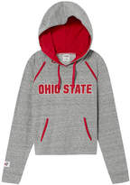 PINK The Ohio State University Bling Crossover Perfect Pullover