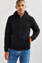 Schott Sherpa Lined Sweater