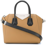 Givenchy small Antigona bag - women - Goat Skin - One Size