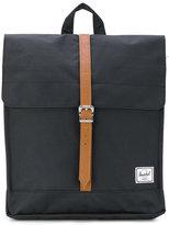 Herschel zipper backpack