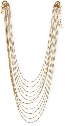 Gas Bijoux Romeo Necklace in Gold