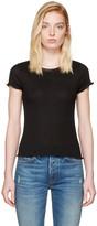 Rag & Bone Black Dillon T-shirt