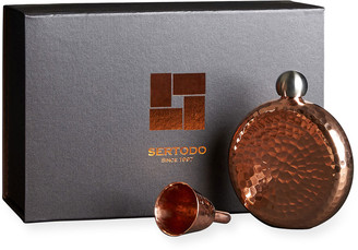 N. Espadin Round Flask with Funnel Gift Box