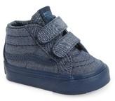 Vans Toddler Boy's Sk8-Mid Reissue Sneaker