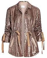 Cinq à Sept Women's Mathieu Sequin Jacket