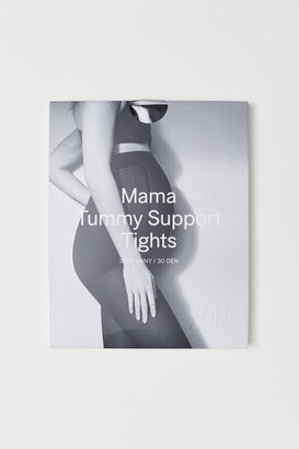 H&M MAMA Support Tights 30 Denier