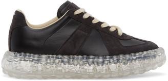 Maison Margiela Black Caviar Replica Sneakers