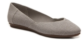Kelly & Katie Zoe Canvas Ballet Flat