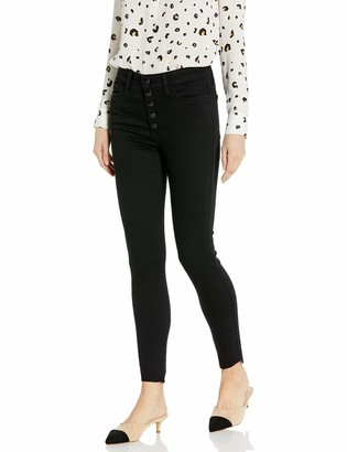 Sam Edelman Women's Stiletto High Rise Ankle Jeans