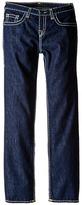 True Religion Geno Contrast Super T Jeans in Rinse/Gold (Big Kids)