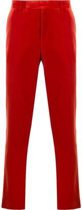 Paul Smith Velvet Tailored Trousers