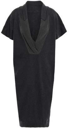 Brunello Cucinelli Bead-embellished Cashmere Dress